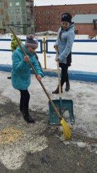 Всероссийский экологический субботник «Зеленая Весна – 2015»