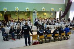 Встреча с мужской сборной России по керлингу
