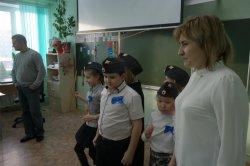Военно-патриотическая игра  «Служу России»
