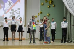 50 первоклассников Дудинки стали полноправными участниками дорожного движения
