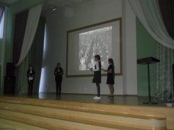 К 75-летию снятия блокады Ленинграда «Милосердие и дети блокадного Ленинграда»