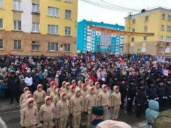 74-й годовщина Победы в Великой Отечественной Войне